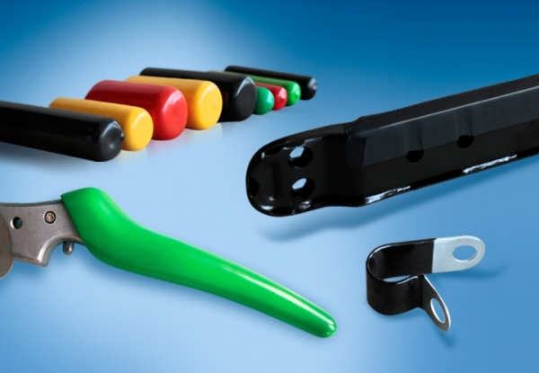 Plastic coating and casing